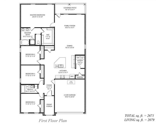 38638 Maddy Lane, Ponchatoula, LA 70454 (MLS #2266938) :: Parkway Realty