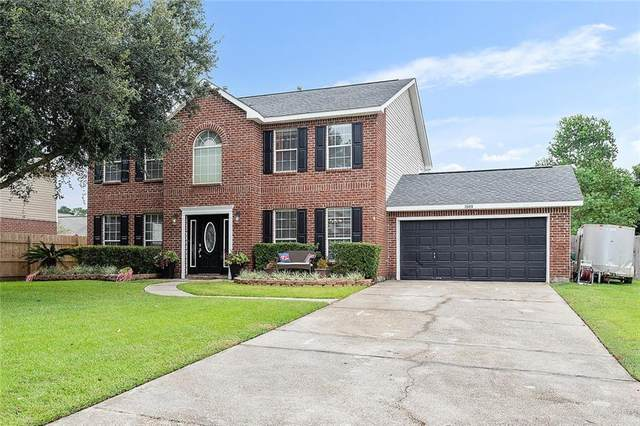1008 Janette Court, Slidell, LA 70461 (MLS #2266986) :: Watermark Realty LLC