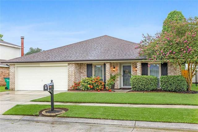 3837 Briant Drive, Marrero, LA 70072 (MLS #2267076) :: Crescent City Living LLC