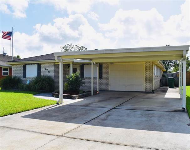 475 Yew Drive, Westwego, LA 70094 (MLS #2267279) :: Reese & Co. Real Estate