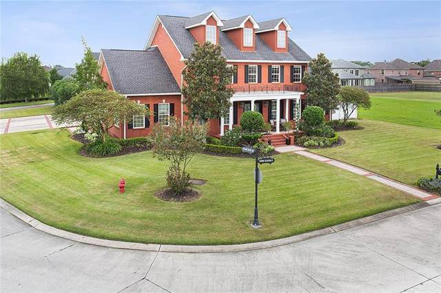 101 Orange Blossom Court, Belle Chasse, LA 70037 (MLS #2267293) :: Reese & Co. Real Estate