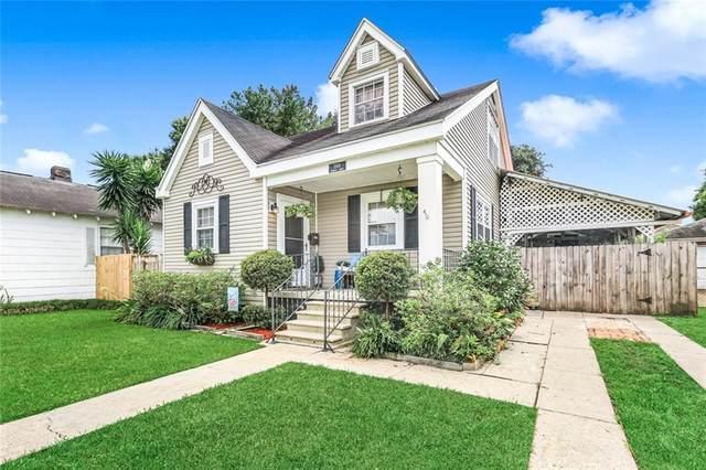 3818 Derbigny Street, Metairie, LA 70001 (MLS #2267308) :: Robin Realty
