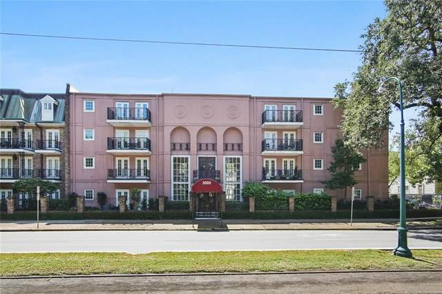 3000 St Charles Avenue #402, New Orleans, LA 70115 (MLS #2267326) :: Reese & Co. Real Estate