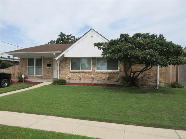 4321 Apollo Drive, Metairie, LA 70003 (MLS #2267366) :: Turner Real Estate Group