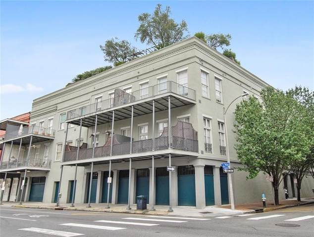 225 Girod Street #203, New Orleans, LA 70130 (MLS #2267412) :: Reese & Co. Real Estate