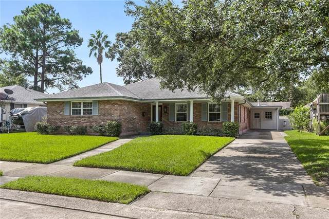 6342 Carlson Drive, New Orleans, LA 70122 (MLS #2267529) :: Parkway Realty