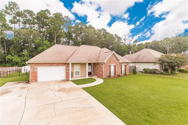 11484 Autumn Brook Drive, Ponchatoula, LA 70454 (MLS #2267546) :: Robin Realty