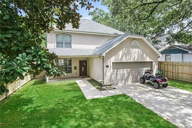 515 Dodge Avenue, Jefferson, LA 70121 (MLS #2267590) :: Parkway Realty