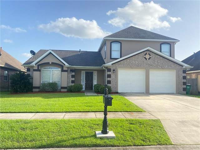 2591 Sandpiper Circle, Marrero, LA 70072 (MLS #2267679) :: Robin Realty