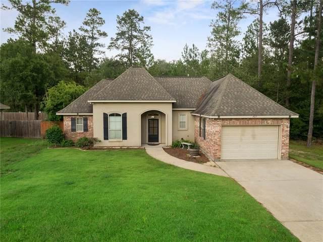 405 Bateleur Way, Covington, LA 70435 (MLS #2267732) :: Reese & Co. Real Estate