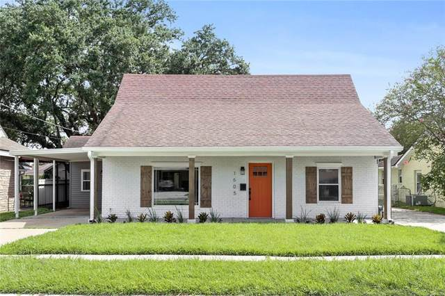 1605 Thomas Street, Gretna, LA 70053 (MLS #2267766) :: Watermark Realty LLC