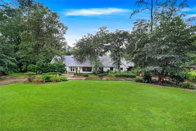 32 Greenbriar Drive, Covington, LA 70433 (MLS #2267794) :: Turner Real Estate Group