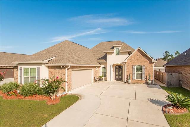 2220 Darlene Drive, Covington, LA 70435 (MLS #2267862) :: Crescent City Living LLC