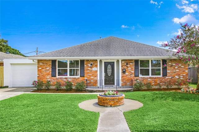 1913 Cammie Avenue, Metairie, LA 70003 (MLS #2267957) :: Crescent City Living LLC