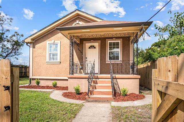 2610 Touro Street, New Orleans, LA 70119 (MLS #2268158) :: Parkway Realty