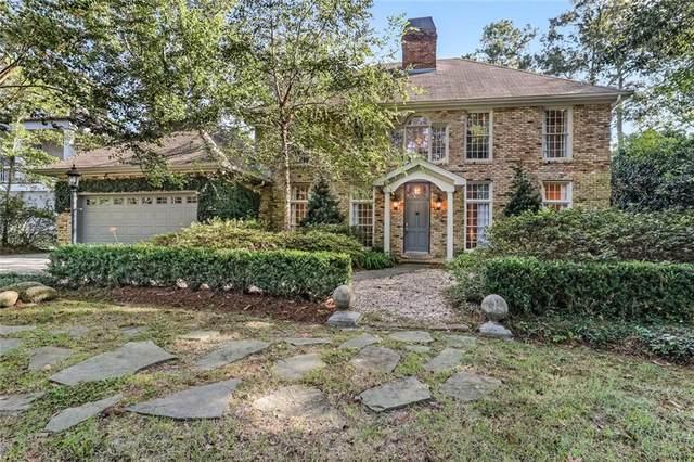 677 Kiskatom Lane, Mandeville, LA 70471 (MLS #2268334) :: Turner Real Estate Group