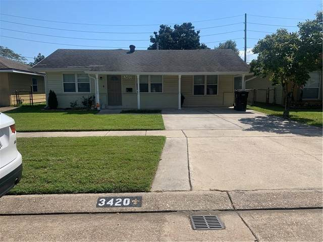 3420 W Louisiana State Drive, Kenner, LA 70065 (MLS #2268352) :: Watermark Realty LLC