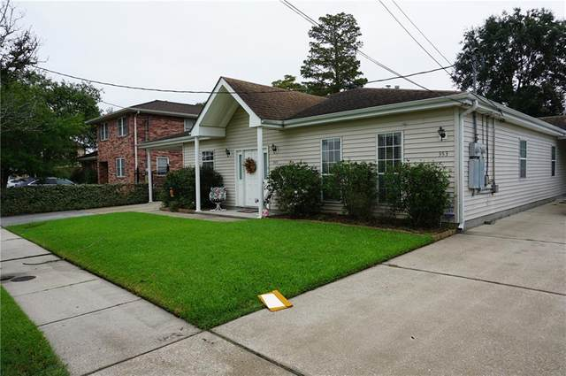 353/ 355 Metairie Heights Avenue, Metairie, LA 70001 (MLS #2268431) :: Parkway Realty
