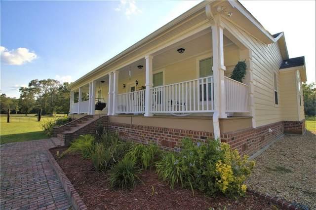 49179 Chateau Farms Road, Loranger, LA 70446 (MLS #2268535) :: Parkway Realty