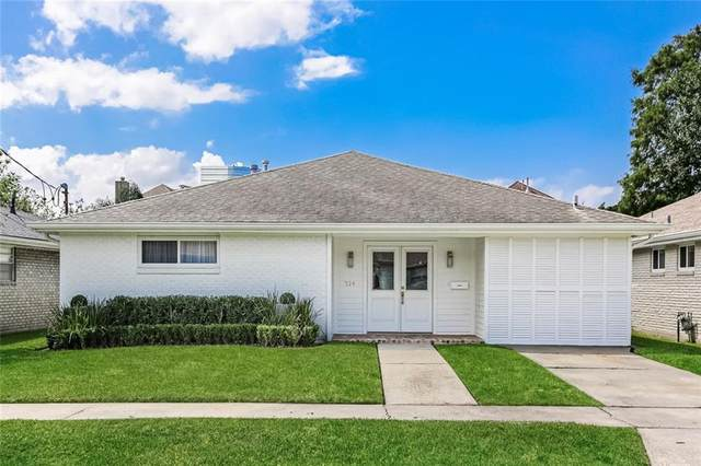 524 Beverly Garden Drive, Metairie, LA 70001 (MLS #2268568) :: Crescent City Living LLC