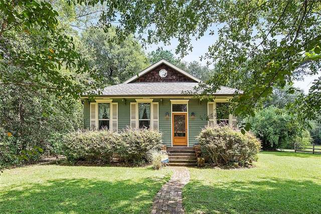 72076 Rosalie Road, Abita Springs, LA 70420 (MLS #2268578) :: Crescent City Living LLC
