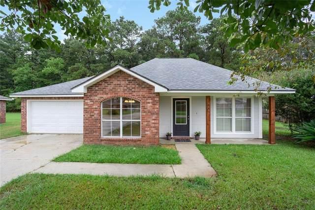 9193 Voltaire Avenue, Denham Springs, LA 70706 (MLS #2268647) :: Turner Real Estate Group
