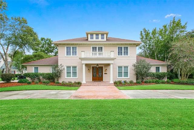 8 English Turn Drive, New Orleans, LA 70131 (MLS #2268667) :: Turner Real Estate Group