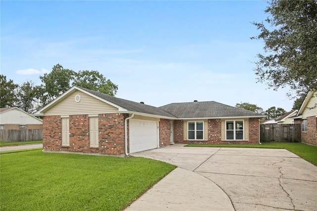 1924 Stall Drive, Harvey, LA 70058 (MLS #2268682) :: Parkway Realty