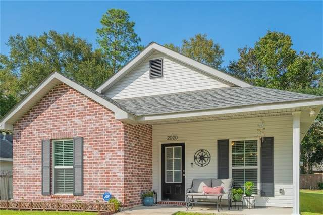 2020 Teal Street, Slidell, LA 70460 (MLS #2268692) :: Crescent City Living LLC