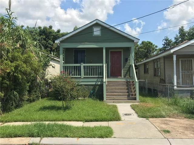 1721 Montegut Street, New Orleans, LA 70117 (MLS #2268695) :: Crescent City Living LLC
