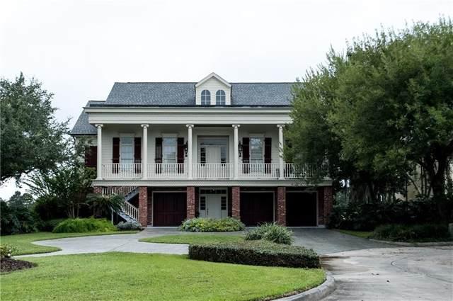 7 Golf Villa Drive, New Orleans, LA 70131 (MLS #2268914) :: Robin Realty
