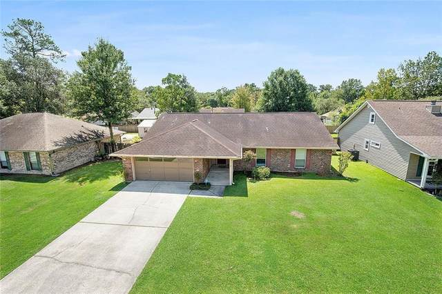 411 Lake Village Boulevard, Slidell, LA 70461 (MLS #2268944) :: Reese & Co. Real Estate