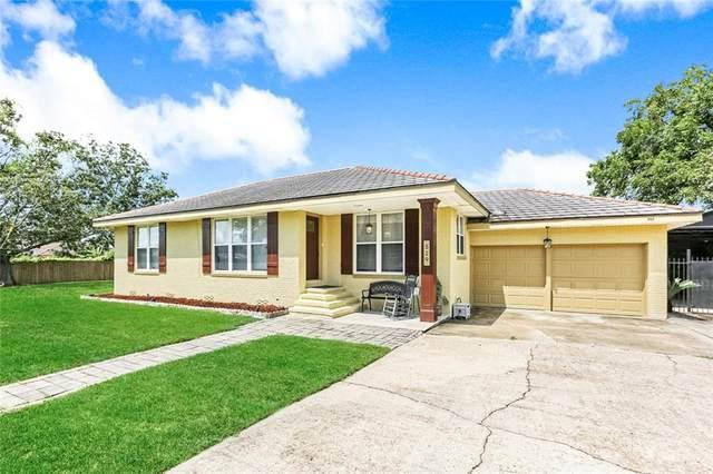 529 23RD Street, Gretna, LA 70053 (MLS #2268965) :: Crescent City Living LLC