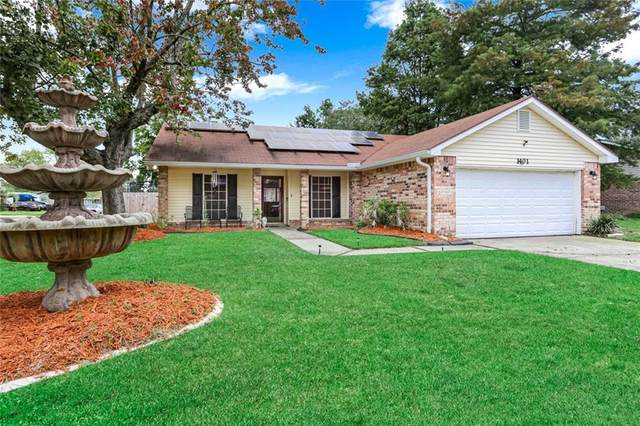 1401 Dunkirk Street, Slidell, LA 70461 (MLS #2269008) :: Turner Real Estate Group