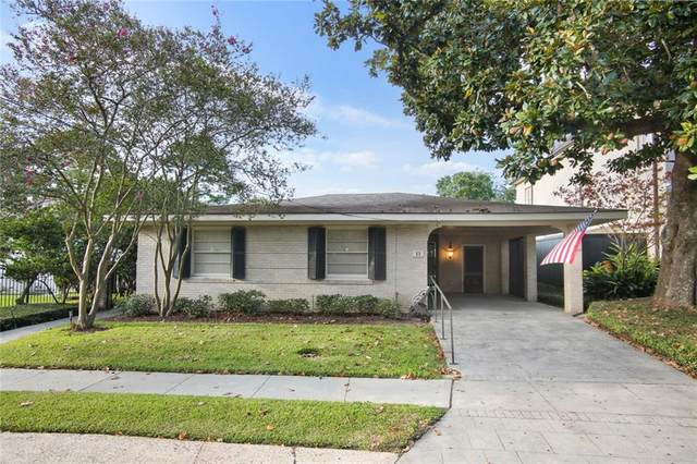 11 Fairview Court, Metairie, LA 70005 (MLS #2269030) :: Parkway Realty
