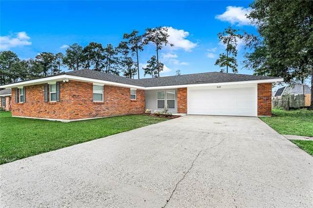245 Robinhood Drive, Covington, LA 70433 (MLS #2269151) :: Robin Realty