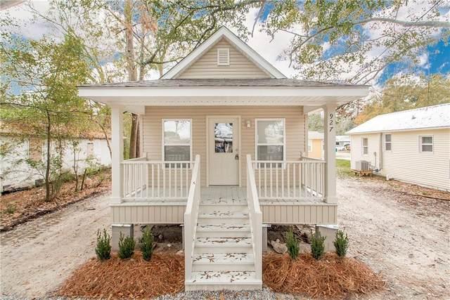 927 W 33RD Avenue, Covington, LA 70433 (MLS #2269252) :: Turner Real Estate Group