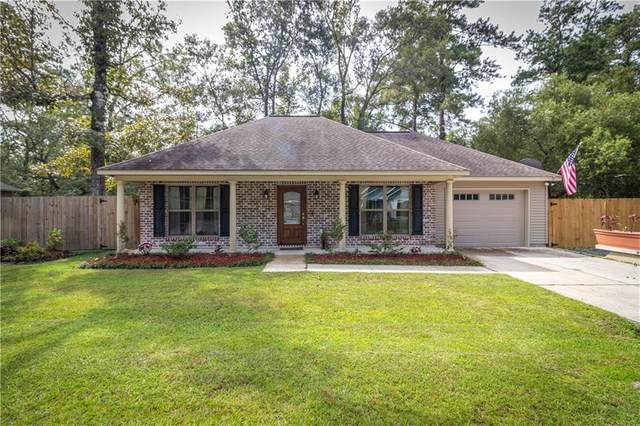 39101 Gracie Lane, Pearl River, LA 70452 (MLS #2269289) :: Reese & Co. Real Estate