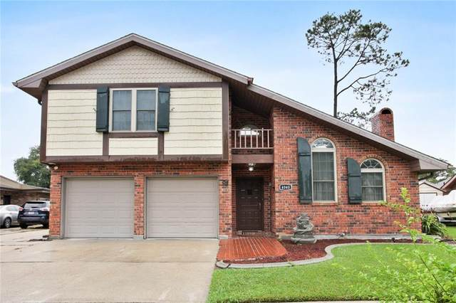 4040 Hilcrest Drive, Marrero, LA 70072 (MLS #2269444) :: Turner Real Estate Group