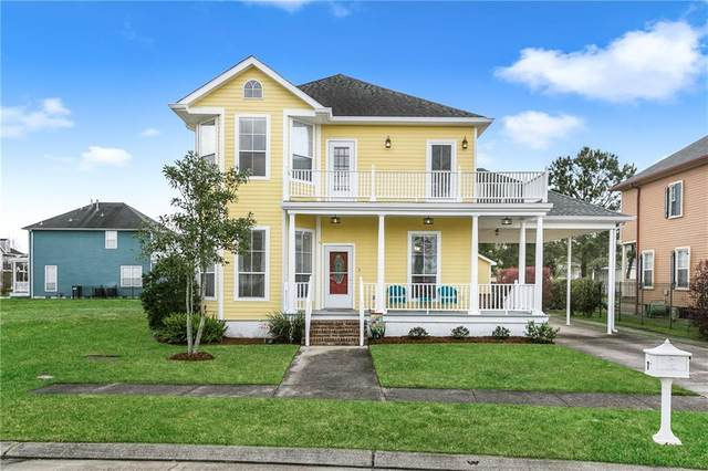 7 Monplaiser Point, New Orleans, LA 70114 (MLS #2269490) :: Parkway Realty