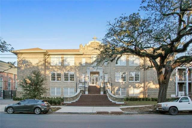 1215 Louisiana Avenue #206, New Orleans, LA 70115 (MLS #2269527) :: Amanda Miller Realty