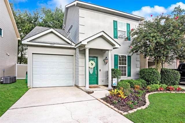 3009 Eleanor Lane -, Covington, LA 70433 (MLS #2269590) :: Reese & Co. Real Estate