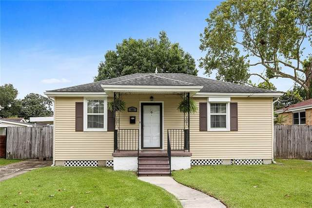 551 Tucker Avenue, Jefferson, LA 70121 (MLS #2269630) :: Parkway Realty