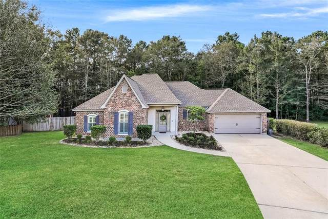 418 Highland Oaks S, Madisonville, LA 70447 (MLS #2269641) :: Turner Real Estate Group