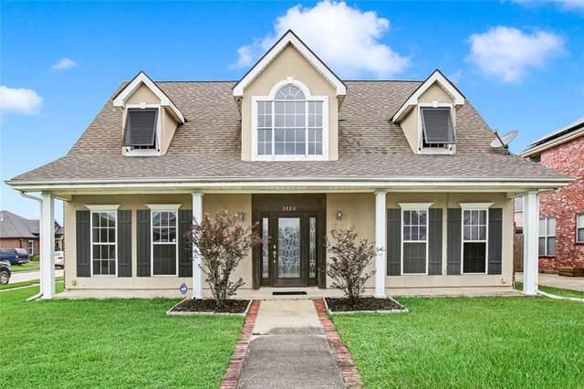 3420 Hazel Drive, Meraux, LA 70075 (MLS #2269674) :: Turner Real Estate Group