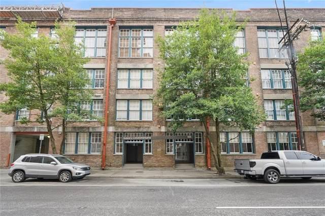1111 S Peters Street #102, New Orleans, LA 70130 (MLS #2269710) :: Robin Realty