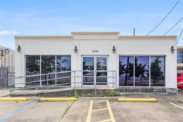 3406 Hessmer Avenue, Metairie, LA 70002 (MLS #2269752) :: Parkway Realty