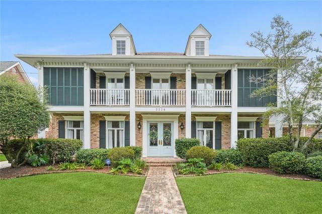 5528 Rebecca Boulevard, Kenner, LA 70065 (MLS #2269753) :: Reese & Co. Real Estate