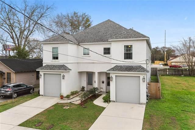 3756 Johnson Street, Metairie, LA 70001 (MLS #2269755) :: Parkway Realty