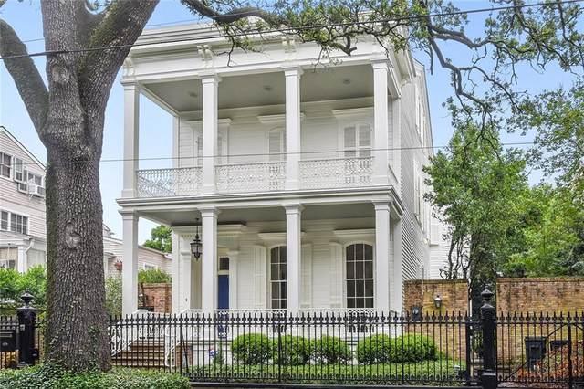 1439 Seventh Street, New Orleans, LA 70115 (MLS #2269787) :: Parkway Realty